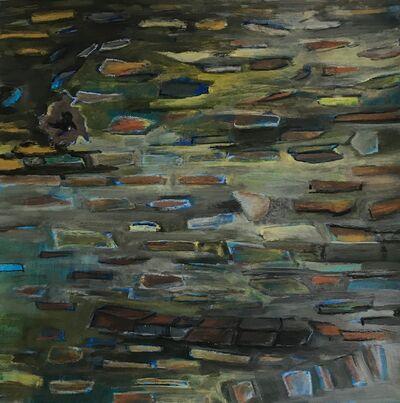 Foon Sham, 'Muir d'Auvillar (Wall of Auvillar)', 2018