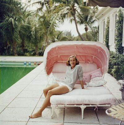 Slim Aarons, 'Palm Beach Pastels', 1959