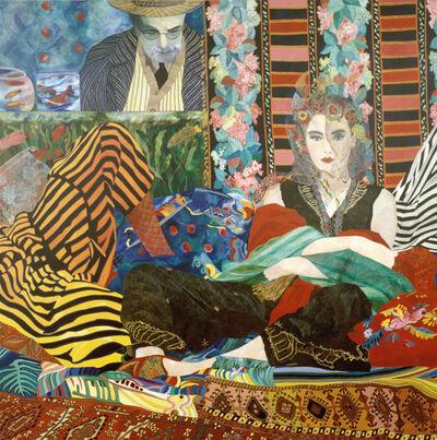 Daniele Akmen, 'Matisse ou, le modèle et son peintre', 1991