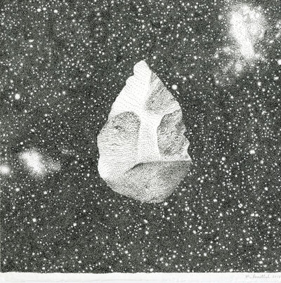 Mia Rosenthal, 'Hand Axe + Magellanic Clouds', 2017