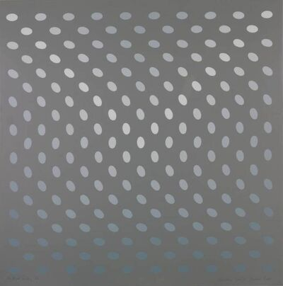 Bridget Riley, 'Nineteen Greys (from set of four) ', 1968