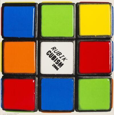 Invader, 'Rubik Cubism', 2006