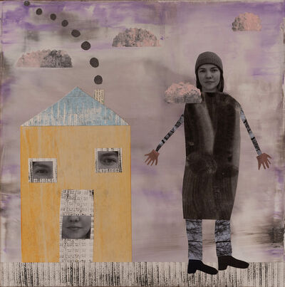 Holly Roberts, 'Leaving Home', 2018