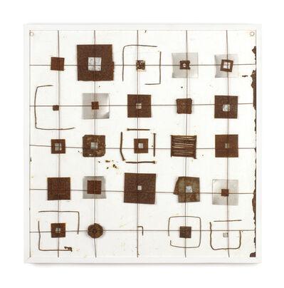 Verónica Vázquez, 'Metal Structure I', 2010