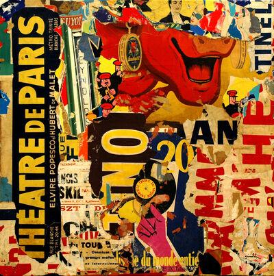 Pierre-Francois Grimaldi, 'Théâtre De Paris', 2017