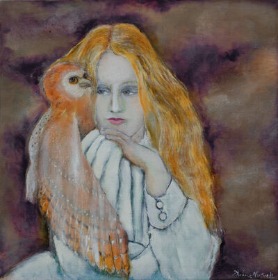 Therese Nortvedt, 'The Ornithologist II'
