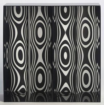 Julio Le Parc, 'Ondes par Déplacement du Spectateur', 1965-2012