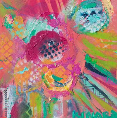 Christy Kinard, 'Floral Abstract III', 2019