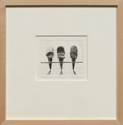 Wayne Thiebaud, 'Double Deckers, from the series, Delights', 1964