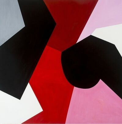 Janet McGreal, 'Red Black', 2014