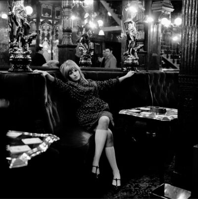 Gered Mankowitz, 'Marianne Faithfull, The Salisbury Pub, Saint Martin's Lane, London, 1964', 1964
