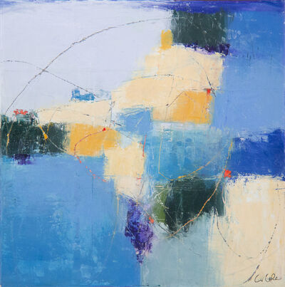 Carolyn Cole, 'Blue 101705'