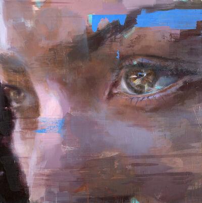 Jérôme Lagarrigue, 'Eyescape #1', 2017