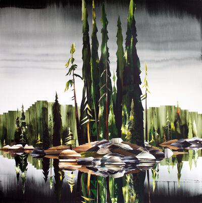 Gavin Lynch, 'Isles of Spruce, after Lismer', 2016