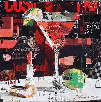 Derek Gores, 'Necessities in Red', 2016