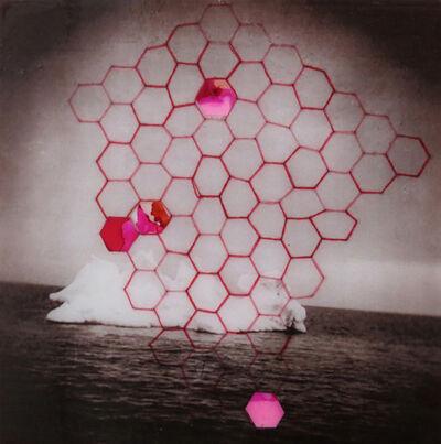 Nicole Hyde, 'Pink Iceberg', 2018