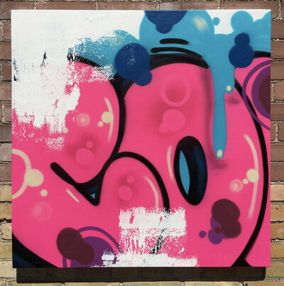 COPE2, 'Pink Bubble', 2015