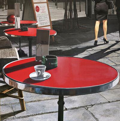 Claudio Filippini, 'The table', 2018