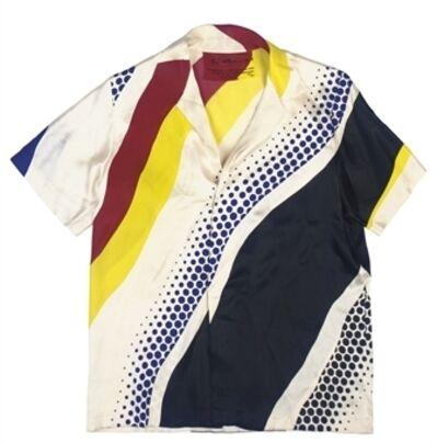 Roy Lichtenstein, 'Untitled Shirt', 1979