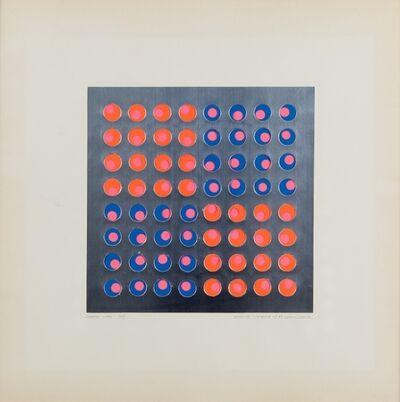 Edoardo Landi, 'Influenza cromatica', 1962/1969