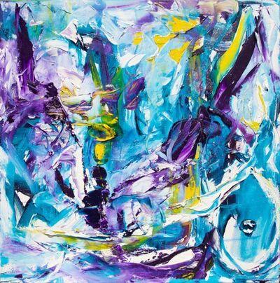 Lea Fisher, 'Purple Rain'