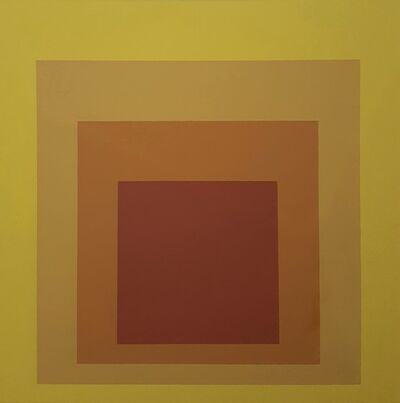 Josef Albers, 'Golden Gate', 1965