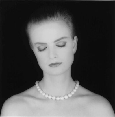 Robert Mapplethorpe, 'Princess Gloria von Thurn und Taxis', 1987