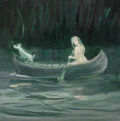 Deborah Brown, 'Paddle 2', 2019