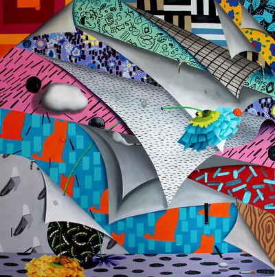 Craig Kucia, 'Habitually discovered printed significance', 2018