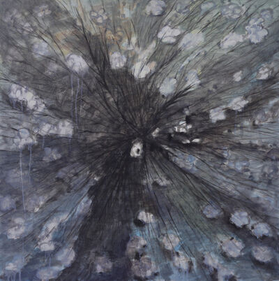 Zhu Li, 'China Spiritual Image - Chinese Plum 4 ( In the Beginning No.2 )', 2014