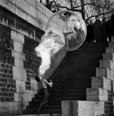 Melvin Sokolsky, 'Dragon's Breath, Paris', 1963
