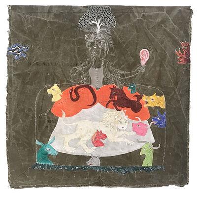 Michela Martello, 'Thoreau', 2018
