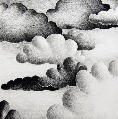 James Balla, 'Head in the clouds', 2017