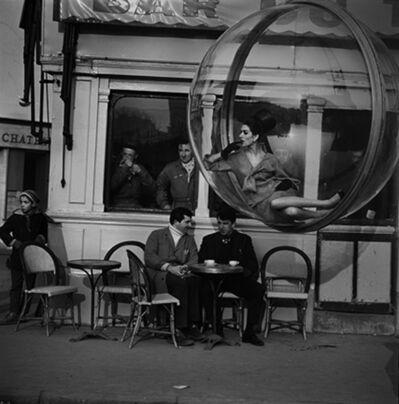 Melvin Sokolsky, 'Bar du Taxi, Paris', 1963