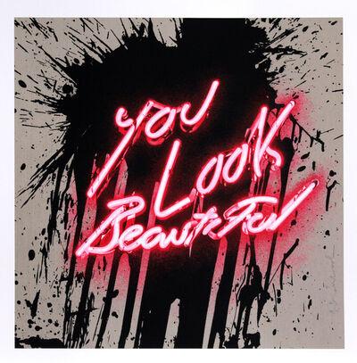 Mr. Brainwash, 'You Look Beautiful', 2018