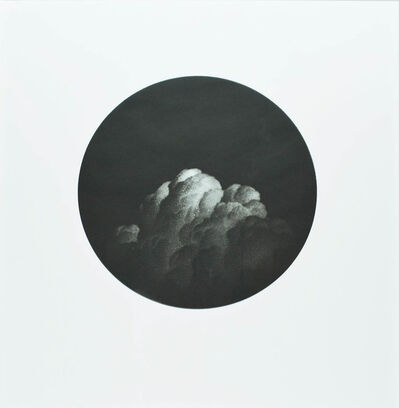 "Daniel Acuña, 'Engravings from the series ""Nebula""'"