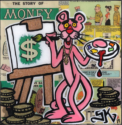 Sean Keith, 'Story of Money', 2019