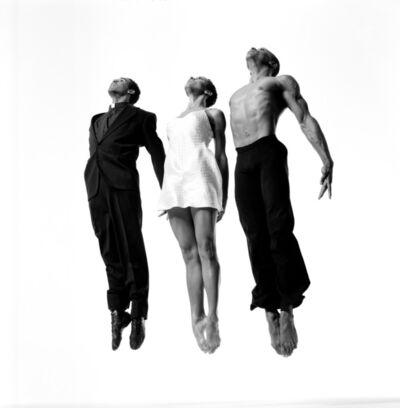 Richard Corman, 'Alvin Ailey Dancers', 1996