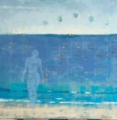 Kimberlee Alemian, 'Emerging Bather', 2018