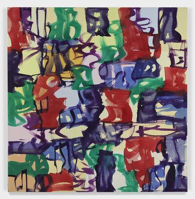 Melissa Meyer, 'Ninth Avenue Quartet IV', 2011