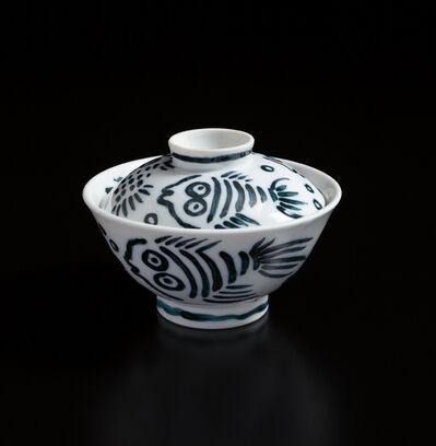 Keith Haring, 'Untitled (Pop Shop Tokyo, Rice Bowl)', 1987