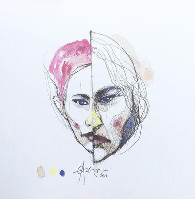 Ole Aakjær, 'YUL Sketch X', 2018