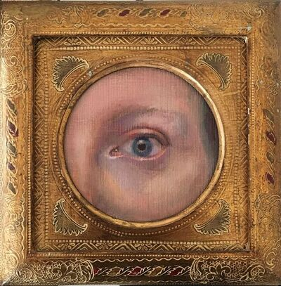 Carl Grauer, 'Victorian Eye Portrait', 2017