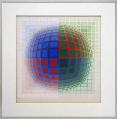 Victor Vasarely, 'Vega PAL V', 1970