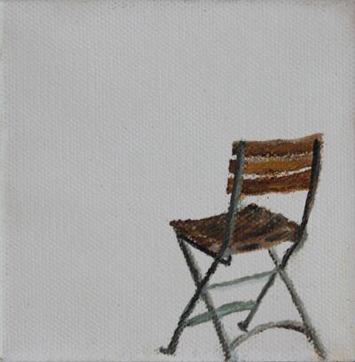 Jill Opelka, 'French Folding Chair', 2016