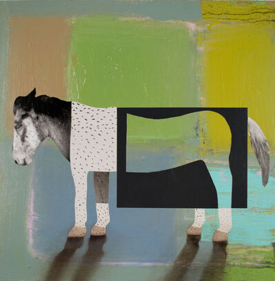Holly Roberts, 'Horse with Small Spots', 2018