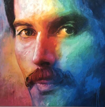 Axe Colours, 'Freddie Mercury', 2017