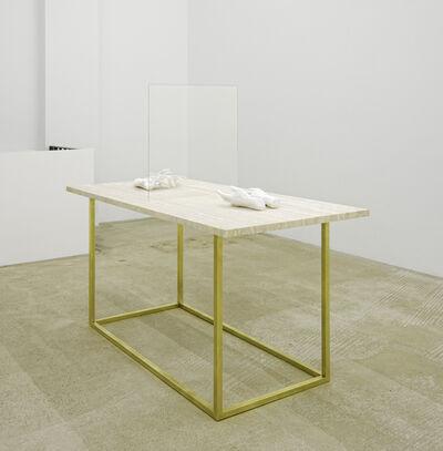 Aron Mehzion, 'Non fatto con le mani', 2016