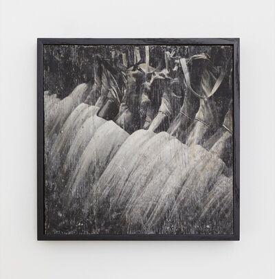 JR, 'Ballet Diary #37, NYC, Les Bosquets, Paris', 2014