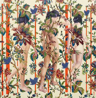 aslı özok, 'Garden of Armina V', 2016